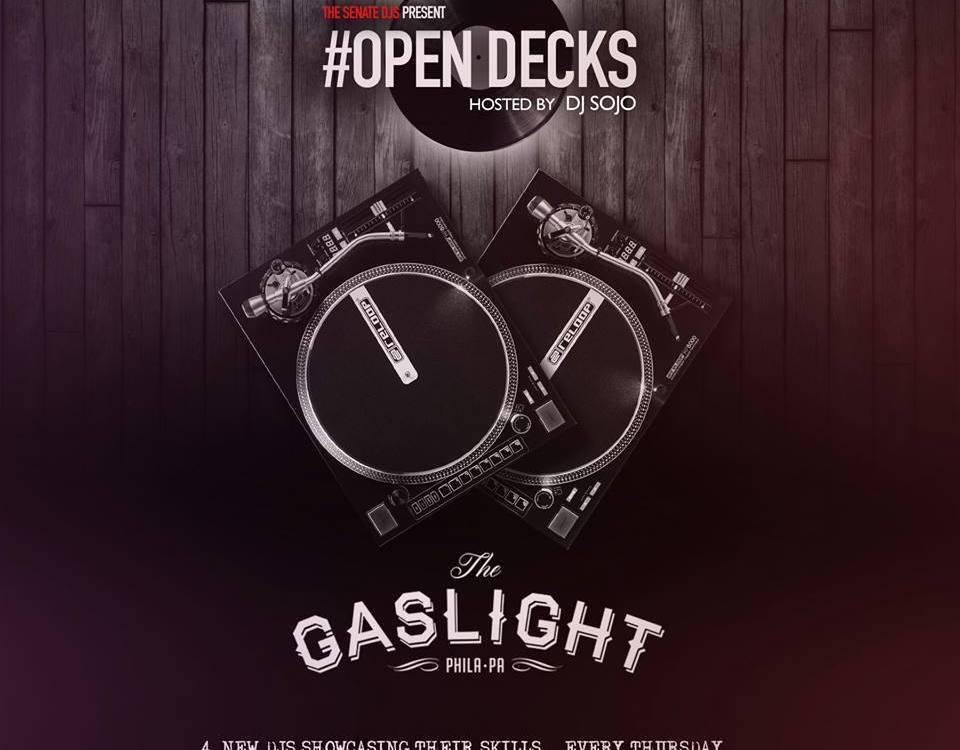 dj-showcase-philly-night out- philadelphia - the gaslight