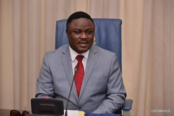 Prof Ben Ayade Photo