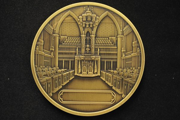 senate of canada 150 medal