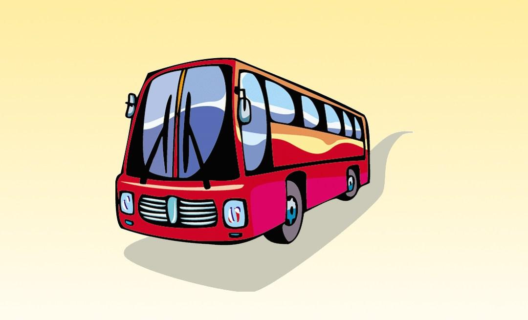Bus trips!