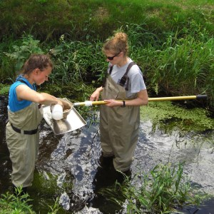 Wheelock College & Charles River Watershed Association, Funded by IMLS