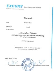 Zertifikat 229x300 - Besondere Leistungen Oldenburg