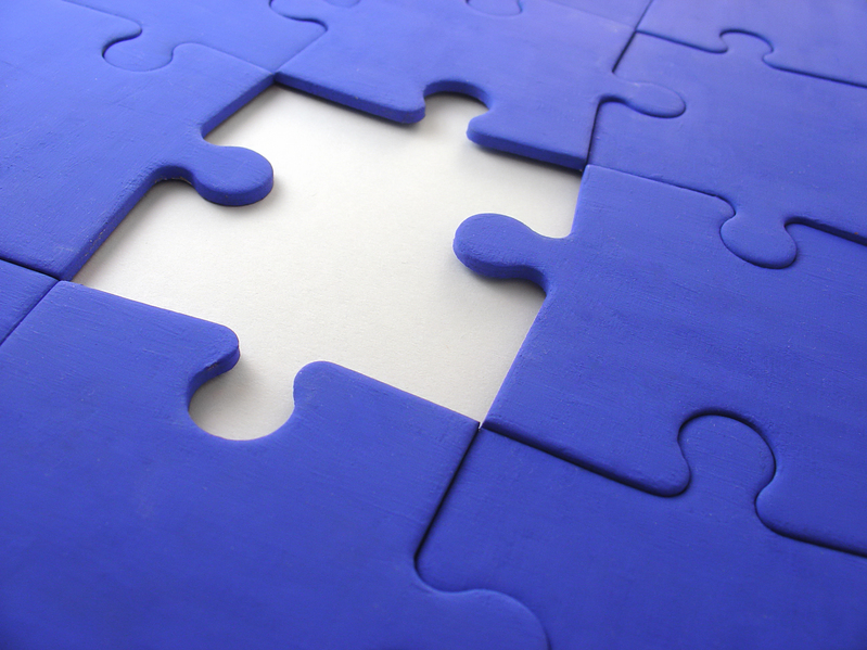 Image result for picture of a jigsaw puzzle with a missing piece