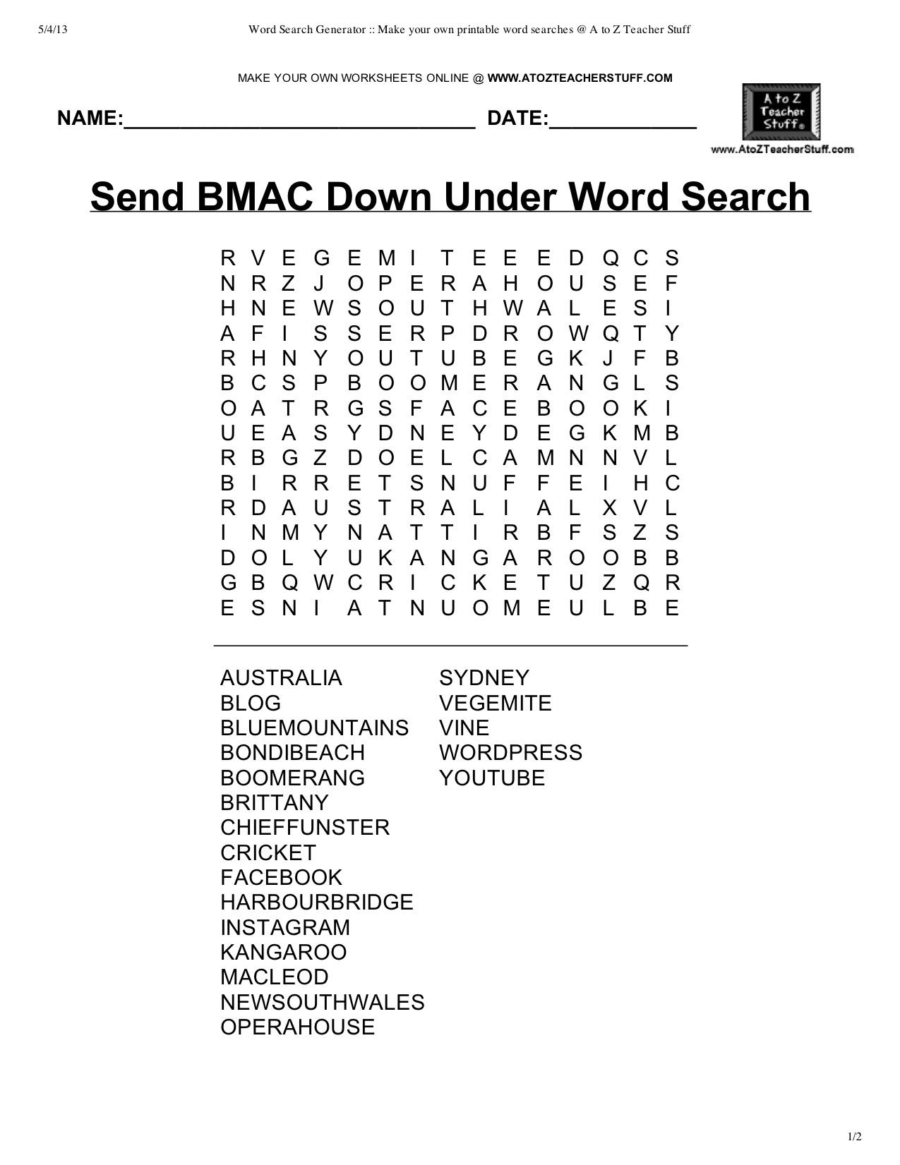 Bmactastic