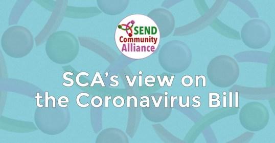 SCA's view on the Coronavirus Bill 1