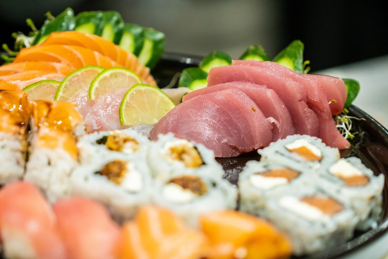Cook /& Servir Sushi Pack-Jantar-Novo em folha Totalmente Tiny