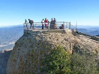 Ruta ST41Sant Jeroni (Montserrat)