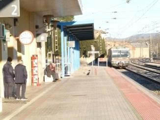 Estació de Montblanc