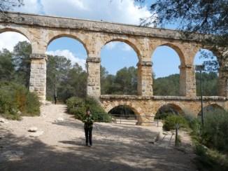 Ruta ST109 Tarragona. Pont del Diable