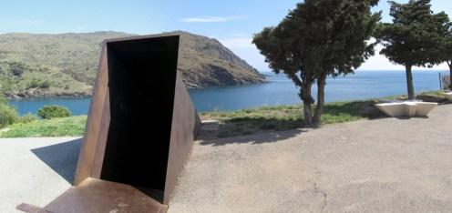 Monument a Walter Benjamin