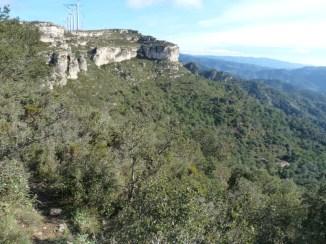 Morral Blanc, prop del Portell del Peiró