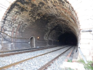 Ruta ST110 Estació del Pradell, túnel 72