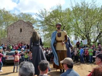 Ruta ST117 Gallecs: Jornada reivindicativa a Gallecs