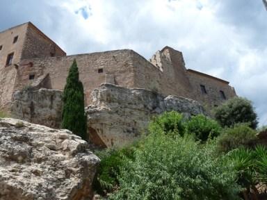 Ruta ST120 Castell del Papiol