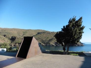 Ruta ST136 Monument a Walter Benjamin