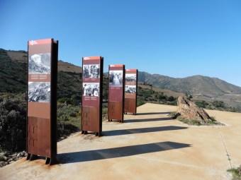 Ruta ST136 Memorial Exili