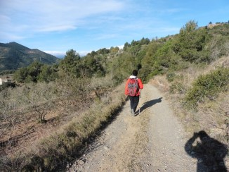 Pel GR-65.5 Camí de Sant Jaume Tarragona