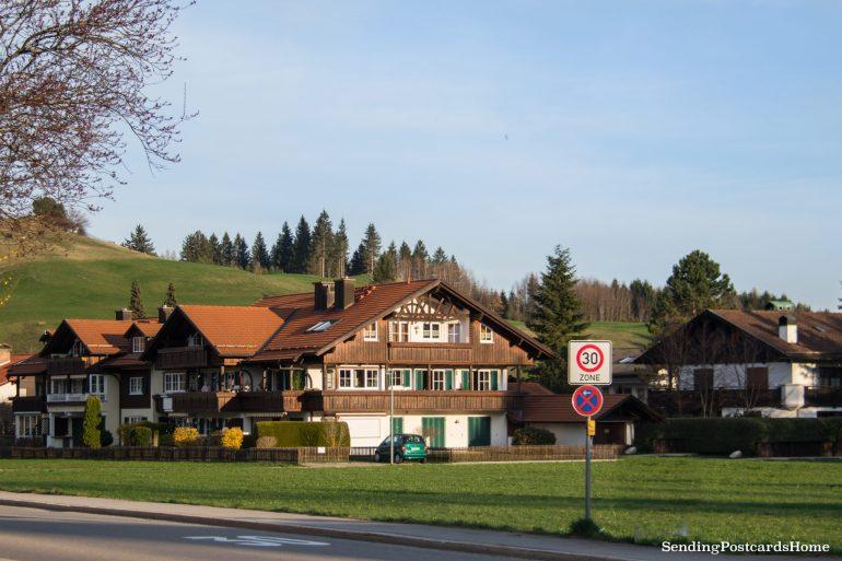 German houses copy
