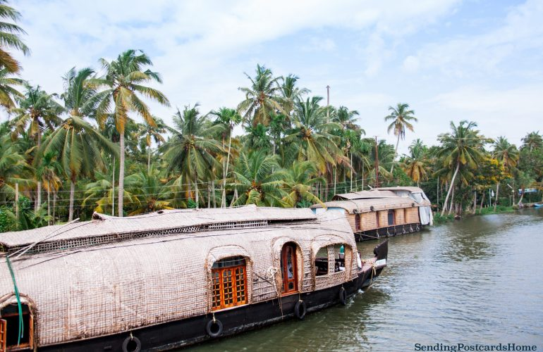 Kerala Houseboat Food Menu