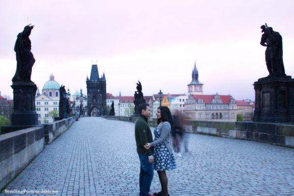 Postcard from Prague