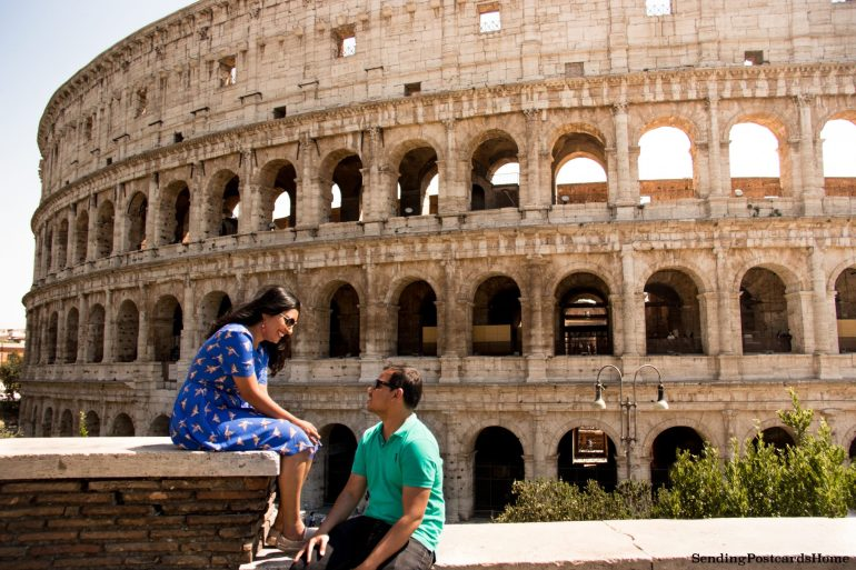 Colosseum Rome Italy 1