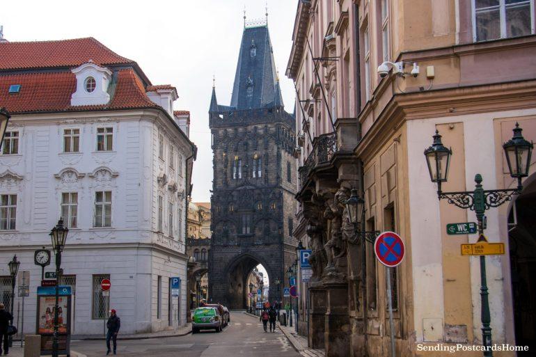 Streets of Prague 5