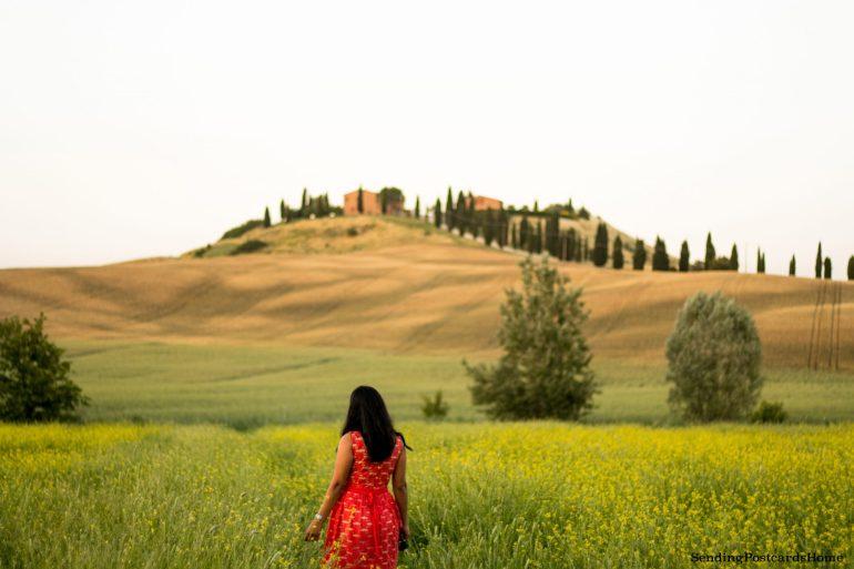 Tuscany Asciano Italy 1