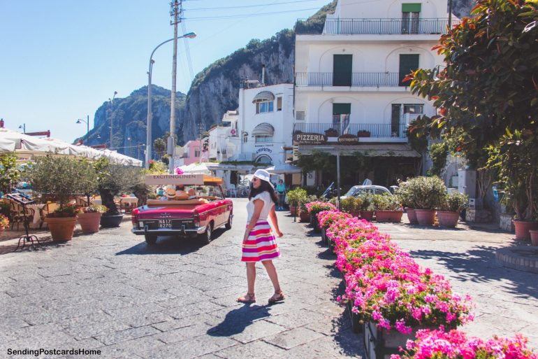 Capri, Italy - Island 1