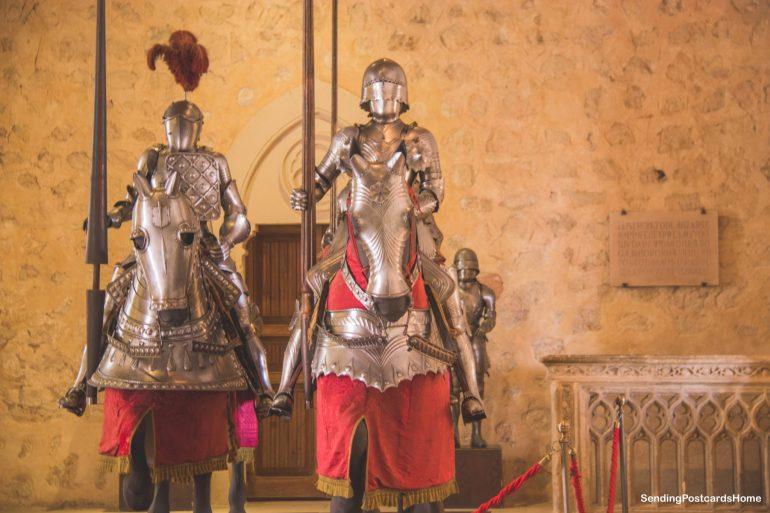 Day trip from Madrid to Segovia, a medieval city, Madrid, Spain - Alcázar of Segovia - Castle 1