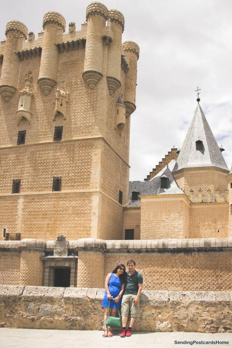 Day trip from Madrid to Segovia, a medieval city, Madrid, Spain - Alcázar of Segovia - Castle 11
