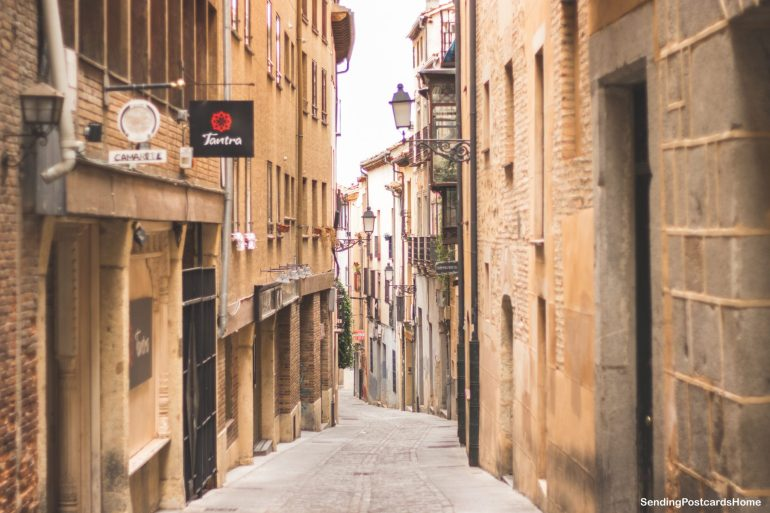 Day trip from Madrid to Segovia, a medieval city, Madrid, Spain - City View 10