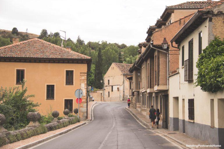 Day trip from Madrid to Segovia, a medieval city, Madrid, Spain