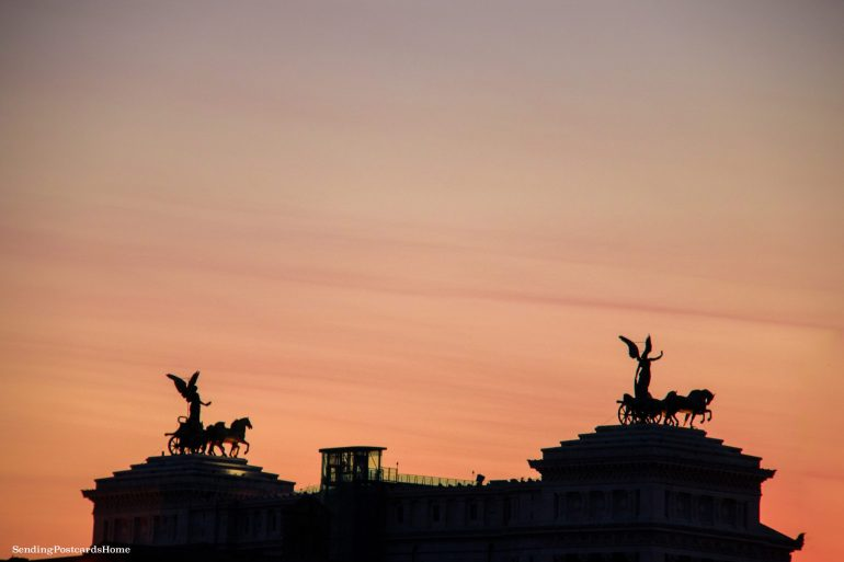 things to do in Rome Altar of the Fatherland, Rome, Italy - Travel Blog 3