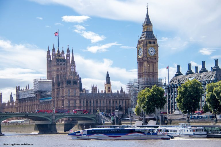 Ben Tower, London, United Kingdom - Explore London in 4 days