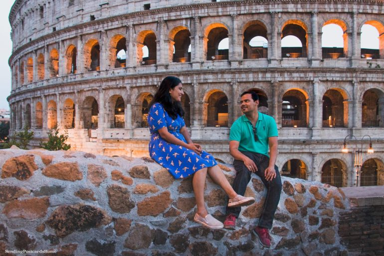 things to do in Rome Colosseum, Rome, Italy - Travel Blog 11