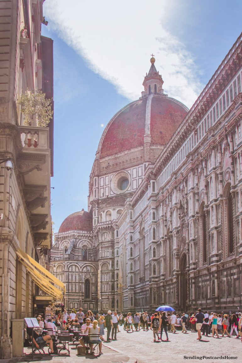 Florence Cathedral - Duomo di Firenze, Italy, Europe - Travel Blog 4