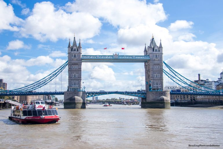 Tower Bridge, London, United Kingdom - Explore London in 4 days
