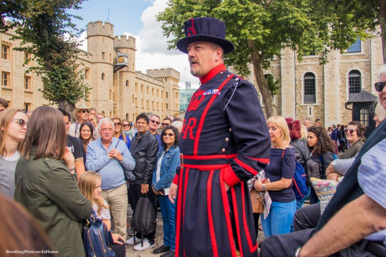 Tower of London, United Kingdon - Explore London in 4 days