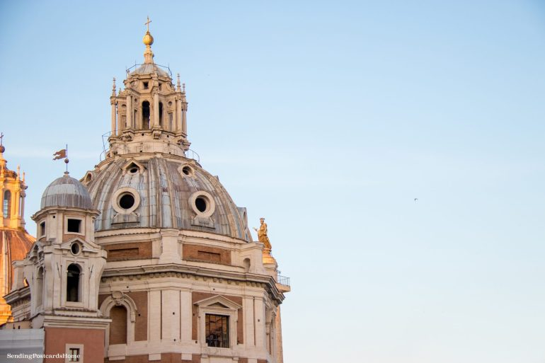 things to do in Rome Trajan's Column, Rome, Italy - Travel Blog 1