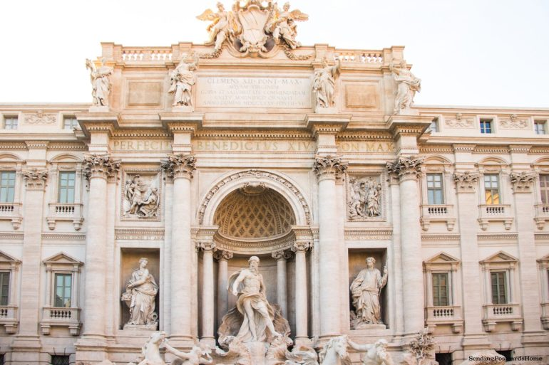 things to do in Rome Trevi Fountain, Rome, Italy - Travel Blog