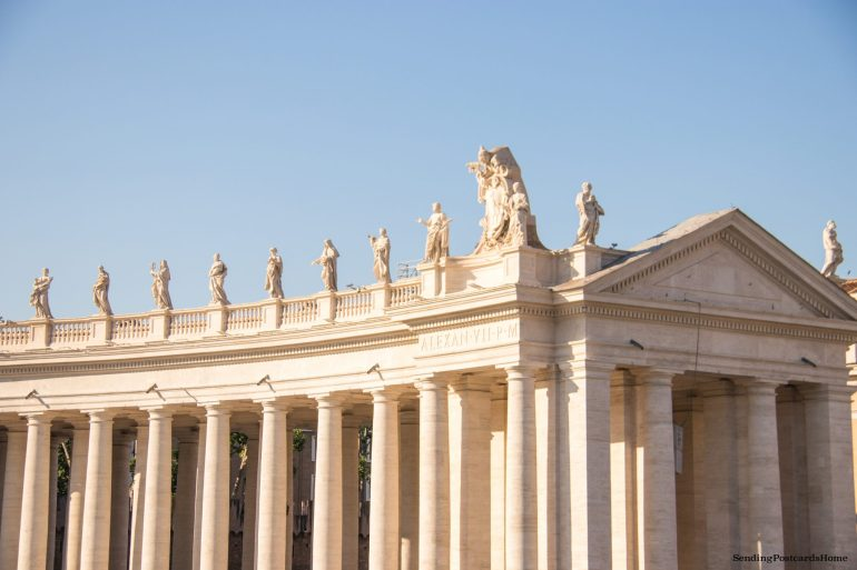 things to do in Rome Vatican City, Rome, Italy - Travel Blog 1