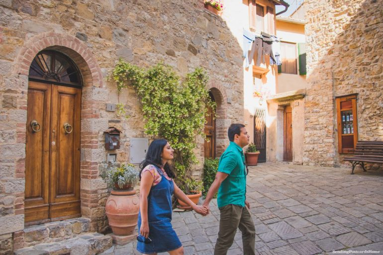 Road trip in Tuscany, Chianti, Italy - Street View - Travel Blog 4