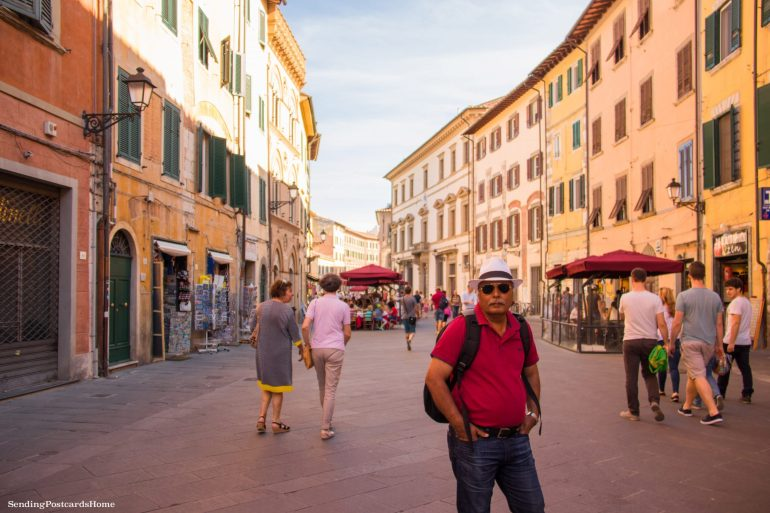 A day trip to Pisa, Italy - Street View - Travel Blog