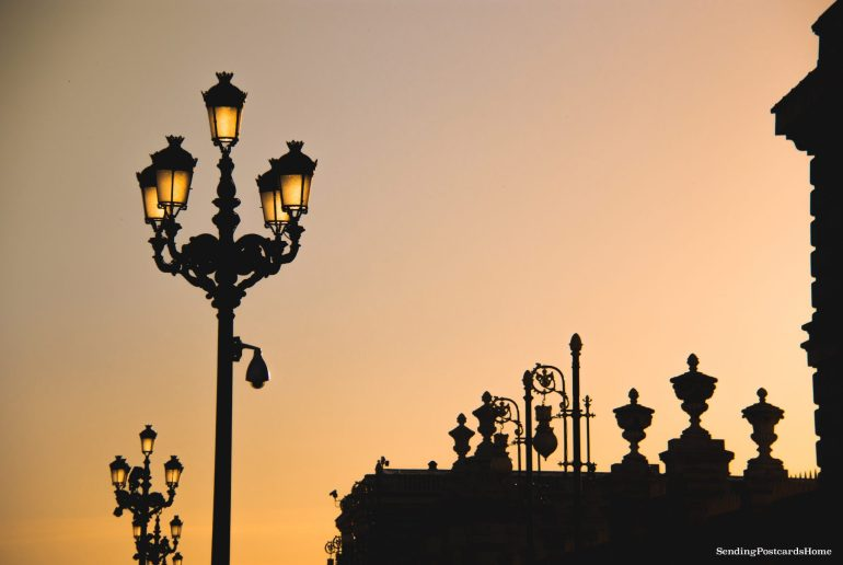 Things to do in Madrid - Sunsets in Madrid, Spain - Travel Blog 1