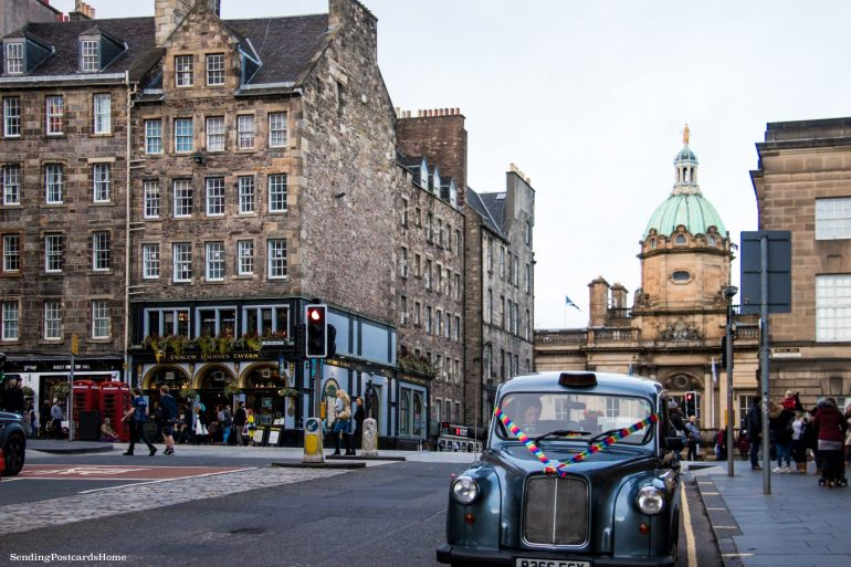 5 amazing things to do in Edinburgh, The Royal Mile, Scotland, UK - Travel Blog 1