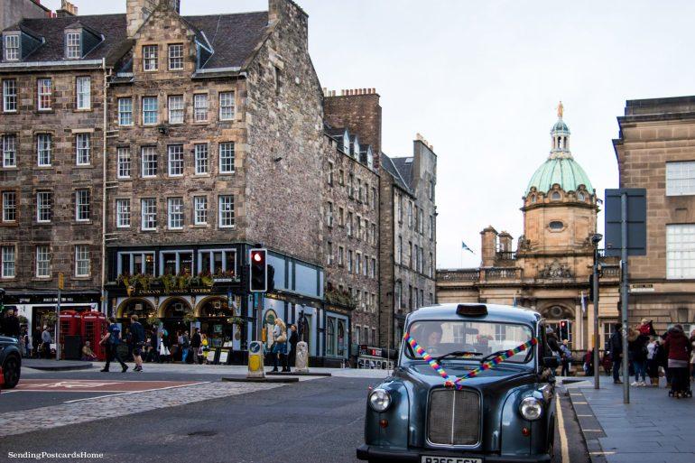5 amazing things to do in Edinburgh, The Royal Mile, Scotland, UK - Travel Blog 1