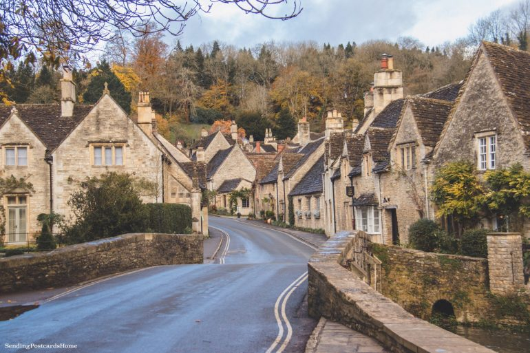 Travel Guide to Castle Combe, Cotswold, UK - Travel Blog 7