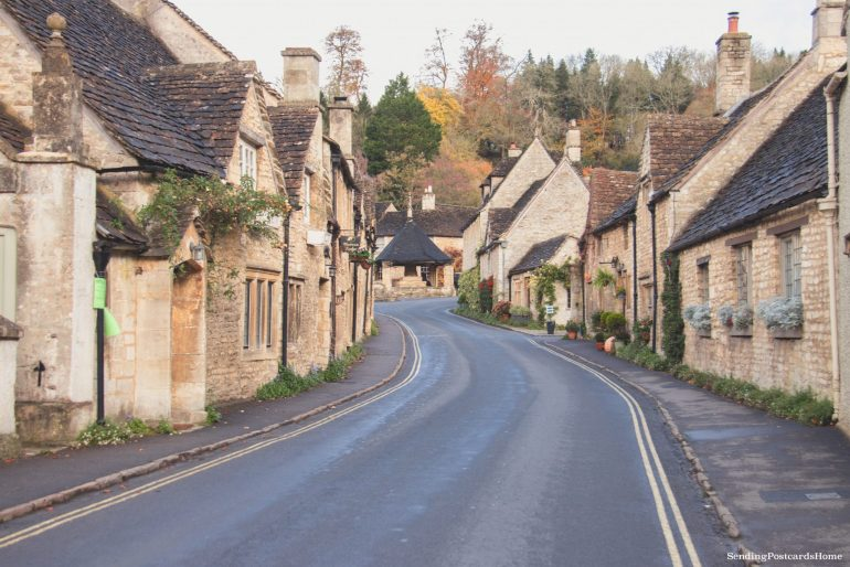 Travel Guide to Castle Combe, Cotswold, UK - Travel Blog 9