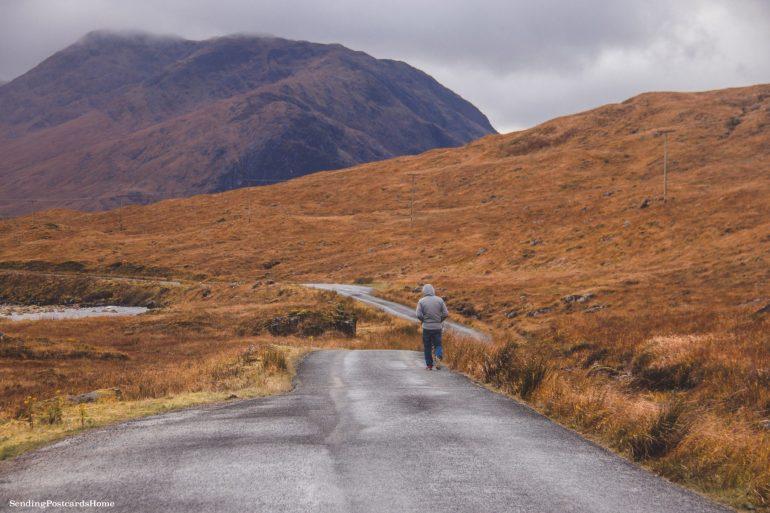 Ultimate road trip in Scotland Highlands - Glen Etive, Road Trip, Scottish Highlands, Scotland - Travel Blog 4