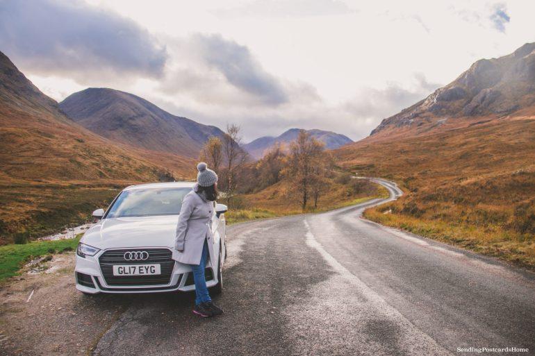 Ultimate road trip in Scotland Highlands - Glen Etive, Road Trip, Scottish Highlands, Scotland - Travel Blog 5